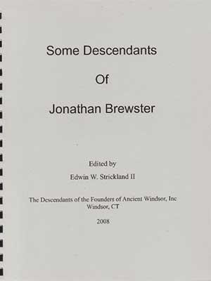 Some Descendants of Jonathan Brewster