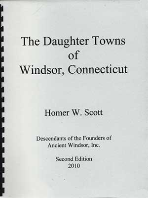 <strong><em>Daughter Towns of Windsor, Connecticut</em></strong>